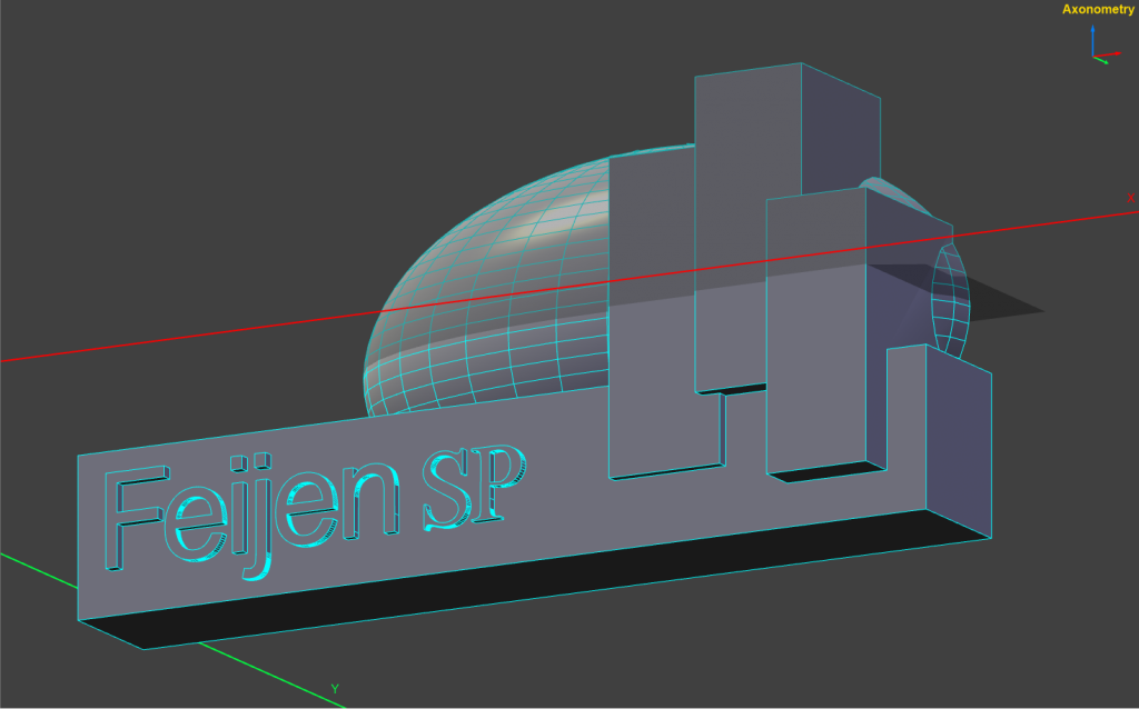 Feijen SP, 3D tekenen, CNC frezen